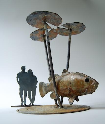 3-Doug-Hays-public-art-sculpture-Palatka-Florida