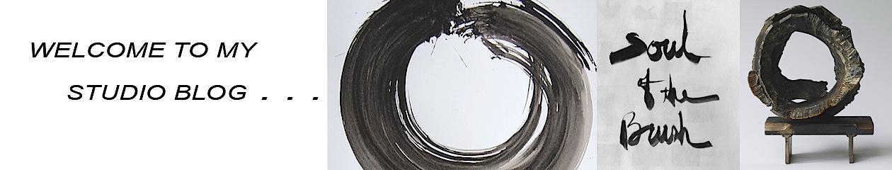 BRENDA HEIM :::: Abstract Calligraphy ~ painting & sculpture