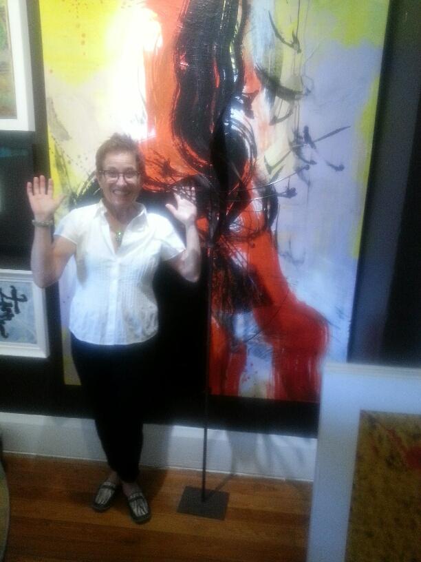 Florida abstract artist